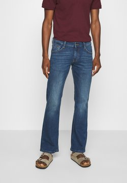 Mustang - OREGON  - Jeans Bootcut - blue denim