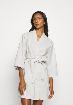 Anna Field - Dressing gown - light grey