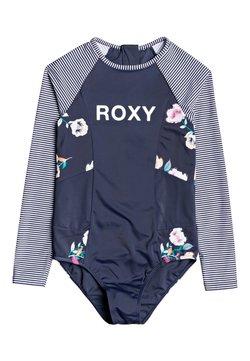 Roxy - LETS GET SALTY  - Badeanzug - blue