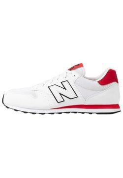 New Balance - GM500 - Baskets basses - white/navy/red