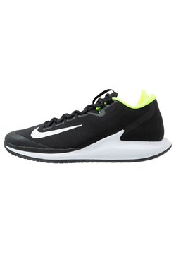 Nike Performance - COURT AIR ZOOM - Multicourt Tennisschuh - black/white/volt