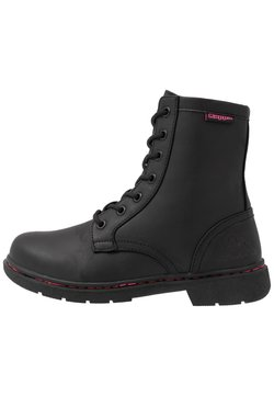 Kappa - DEENISH - Outdoorschoenen - black/pink