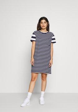 GAP Petite - Jerseykleid - blue