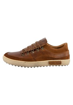 Travelin - ABERDEEN - Sneaker low - cognac