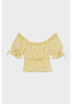 C&A - ARCHIVE - Bluse - light yellow