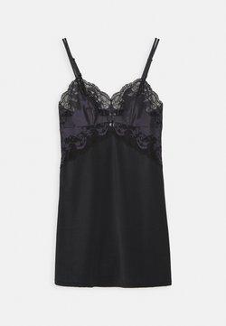 Wacoal - AFFAIR CHEMISE - Camicia da notte - black/graphite