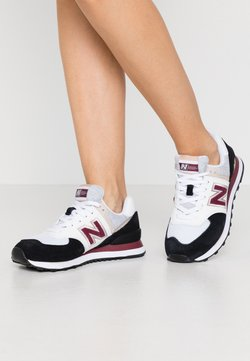 New Balance - WL574 - Sneaker low - black