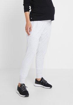 Cotton On Body - DROP CROTCH STUDIO PANT - Verryttelyhousut - grey marle