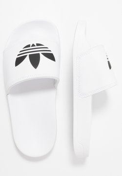 adidas Originals - ADILETTE LITE - Sandaler - footwear white/core black