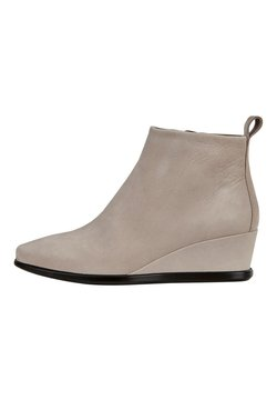 ECCO - SHAPE WEDGE - Ankle Boot - grey rose