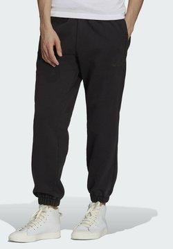 adidas Originals - DYED HOSE - Jogginghose - black