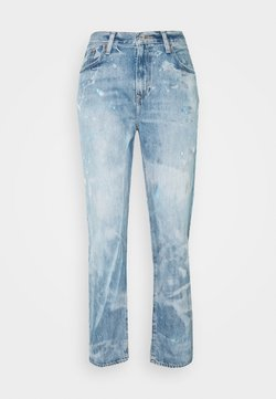 Polo Ralph Lauren - AVERY - Jeansy Relaxed Fit - light indigo