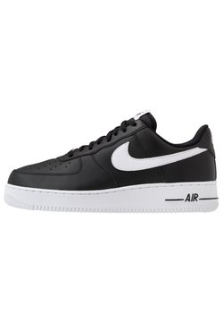 air force 1 nere e bianche alte
