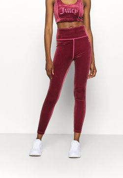 Juicy Couture - BRENNA - Trikoot - cabernet