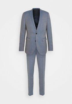 Matinique - RUSTIC DIAMOND SUIT - Costume - dust blue