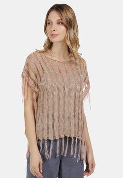usha - T-Shirt print - rosa