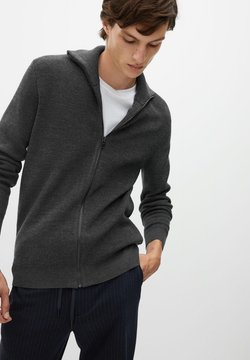 Mango - Sweatjacke - grey