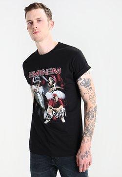 Mister Tee - EMINEM SLIM SHADY  - T-Shirt print - black