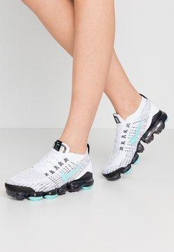Nike Sportswear - Sneaker low - white/aurora green/black/metallic silver