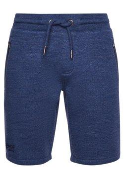 Superdry - Shorts - navy marl/dark grey
