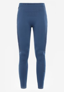 The North Face - W SPORT TIGHTS - Tights - blue wing teal/tnf black