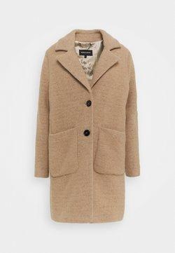 More & More - COAT - Classic coat - soft caramel