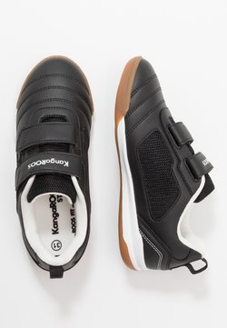 KangaROOS - NICOURT - Sneakers laag - jet black/white