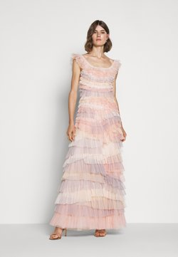 Needle & Thread - PETRA RUFFLE GOWN - Ballkleid - desert rainbow