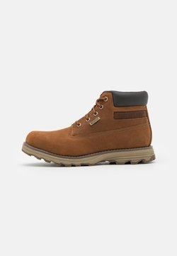 Cat Footwear - FOUNDER WP  - Schnürstiefelette - danish brown