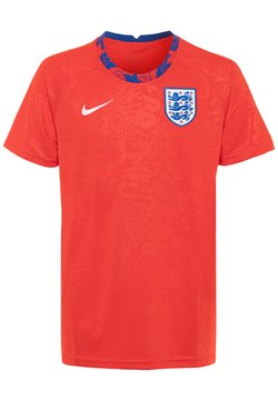 Nike Performance - ENGLAND DRY - Equipación de clubes - challenge red/white