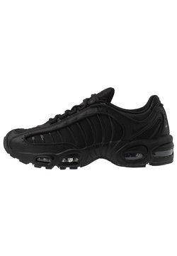 Nike Sportswear - AIR MAX TAILWIND IV - Sneakers laag - black