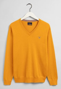 GANT - Sweatshirt - yellow
