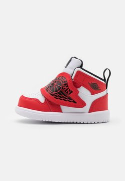 Jordan - SKY 1 UNISEX - Zapatillas de baloncesto - white/black/university red