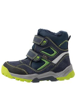 Lurchi - TIM-TEX - Snowboot/Winterstiefel - navy/grey