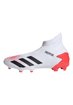 adidas Performance - PREDATOR 20.3 FIRM GROUND BOOTS - Fußballschuh Nocken - white