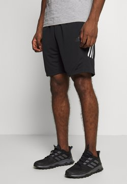 adidas Performance - KRAFT AEROREADY TRAINING SPORTS - kurze Sporthose - black