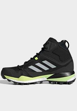 adidas Performance - TERREX SKYCHASER LT MID GORE-TEX WANDERSCHUH - Hikingschuh - black
