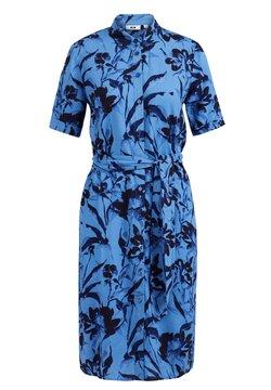 WE Fashion - Blusenkleid - blue