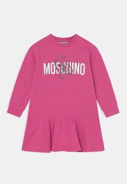 MOSCHINO - DRESS - Vestido informal - fuxia