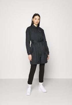Nike Sportswear - Trench - black/iron grey