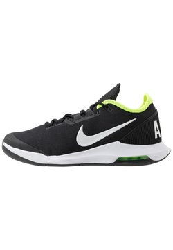 Nike Performance - NIKECOURT AIR MAX WILDCARD - Buty tenisowe uniwersalne - black/white/volt