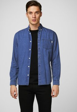 Produkt - Camicia - medium blue denim
