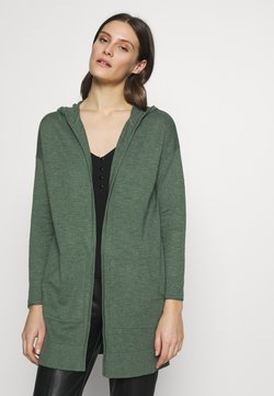 edc by Esprit - HOOD - Gilet - khaki green