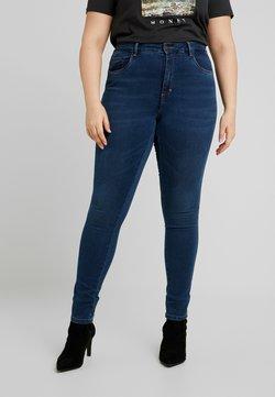 ONLY Carmakoma - Jeans Skinny Fit - medium blue denim
