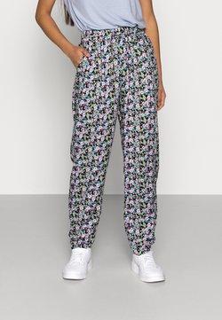 ONLY Petite - ONLRIA PANTS PETITE - Pantalones - black