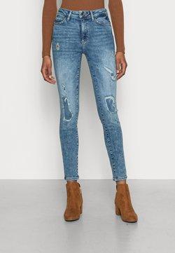 Guess - SKINNY MENDING - Jeans Skinny Fit - calypso