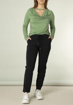 Ivy Beau - EMANUELA - Jogginghose - schwarz