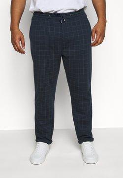 Jack´s Sportswear - CLUB PANTS ELASTIC WAIST - Jogginghose - blue
