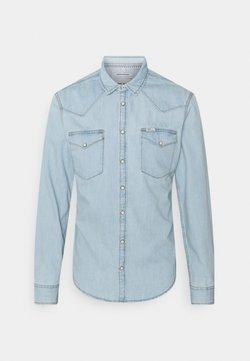 Blend - Hemd - denim light blue