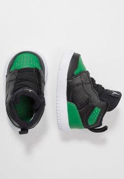 Jordan - ACCESS - Basketballschuh - black/aloe verde/white
